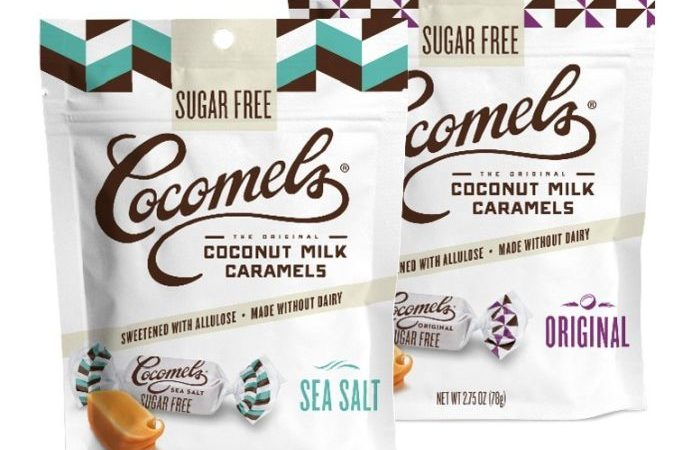 Cocomels Adds New Sugar Free Coconut Milk Caramels to Line Up