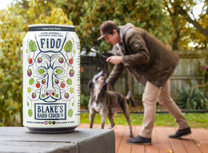 Blake's Hard Cider Announces Return of Fido Kinder Cider and Pledges $5,000 to Pets for Patriots