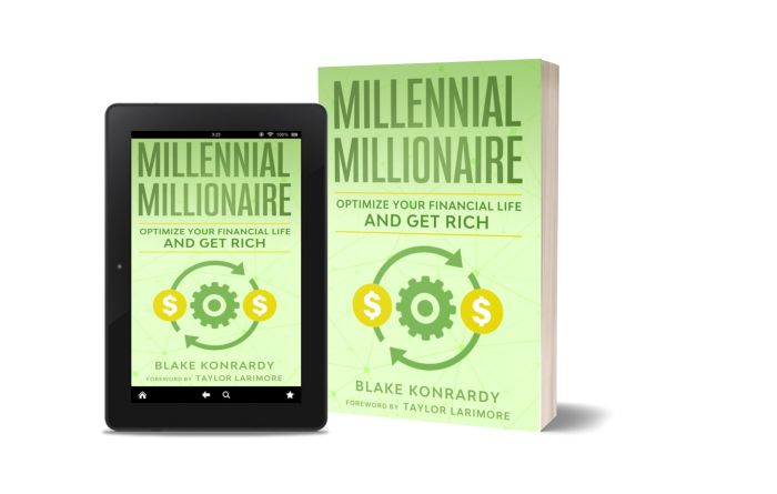 "29-Year-Old Dubbed ""the Millennial Millionaire"" Launches Book and Reveals the Path to Young Wealth in 2020"