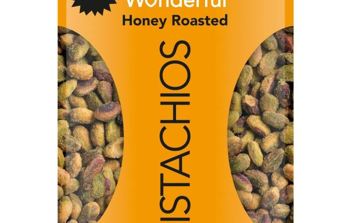 Good Housekeeping Magazine Awards 2020 Healthy Snack Award To Wonderful® Pistachios No Shells Honey Roasted