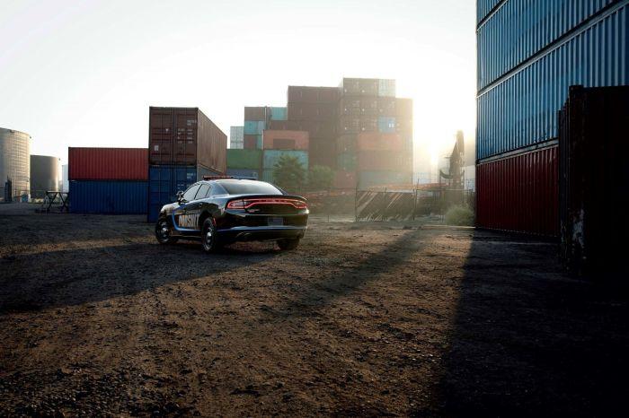 FCA Unveils 2021 Dodge Charger and Durango Pursuit Vehicles