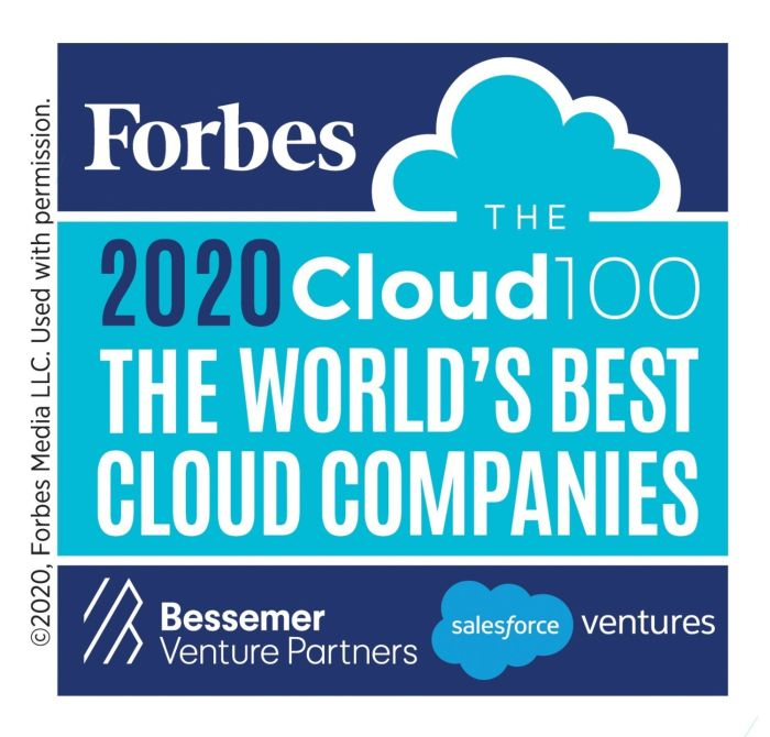 Outreach Named To The Forbes Cloud 100