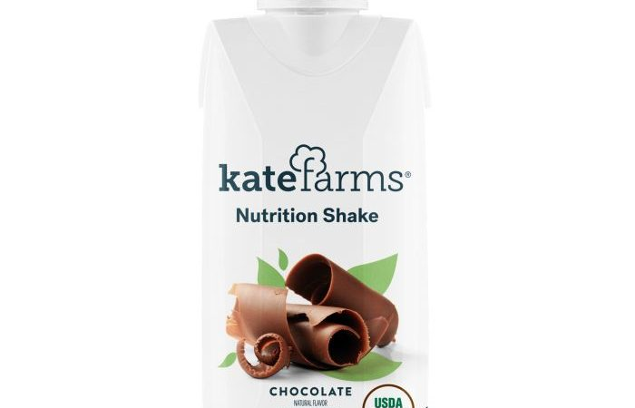 Kate Farms Launches Nutrition Shakes, Making Plant-Based Eating Easier Than Ever