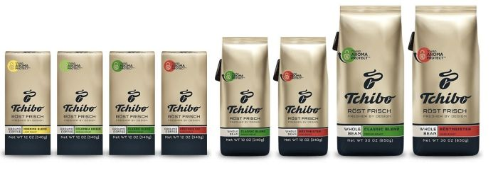 Tchibo Coffee Debuts In The U.S.