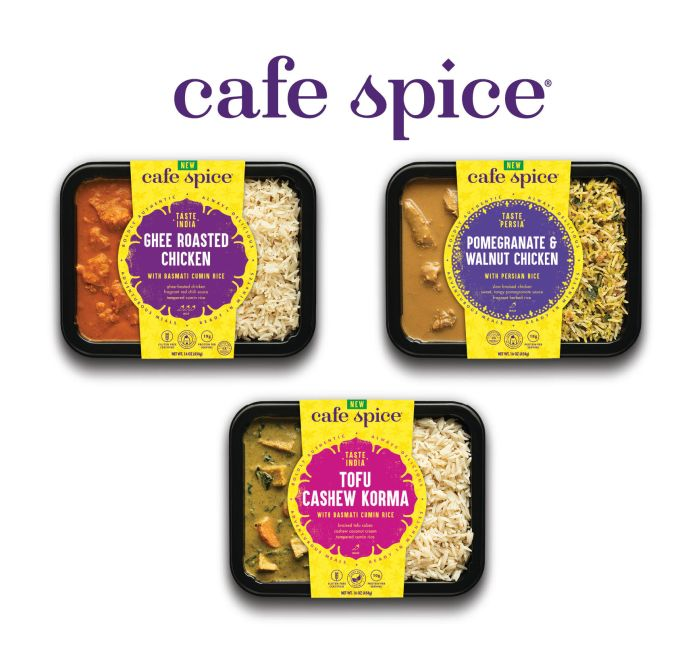 Cafe Spice Expands Whole Foods Market Partnership with Exclusive Meal Launch