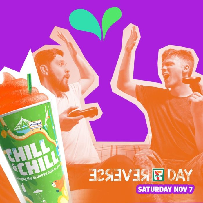 7-Eleven Canada To Deliver Free Large Slurpee Drinks This Reverse 7-Eleven Day