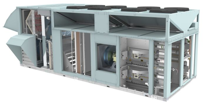 Modine And Airxchange Offer Efficient, High-Performance Systems With Top Energy Recovery Technology