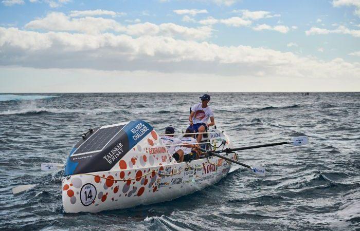 Rowers Set Off On 3,000 Mile Journey Across The Atlantic Ocean – The Talisker Whisky Atlantic Challenge 2020 Begins