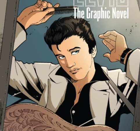 Z2 Comics And Authentic Brands Group Team Up For An Original Graphic Novel Celebrating Icon Elvis Presley In Elvis: The Graphic Novel