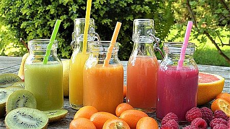 Drink juices the right away for health benefits